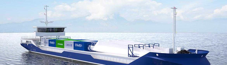 Semi-Autonomous Coaster innovation Design.