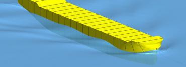 CFD for Semi-Autonomous Coaster innovation Design.